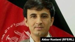 اکبر رستمی سخنگوی وزارت زراعت افغانستان