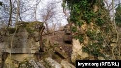 Руины Мавританского (арабского) домика
