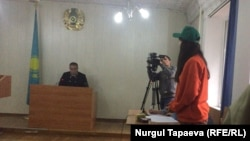 Алматы қалалық мамандандырылған ауданаралық әкімшілік соты. 22 сәуір 2019 жыл.