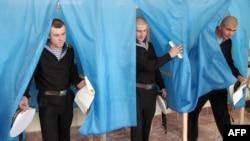 Избори во Украина