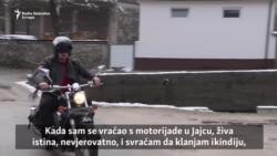 Vjeroučitelj na motoru