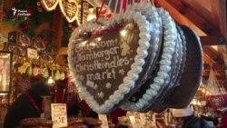 Рождественский базар Нюрнберга