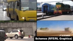 Дизелем заправляють не лише авто, а й сільськогосподарську техніку, громадський транспорт та потяги