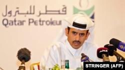 Қатар энергетика вазири Саад Шерид ал Каабий.