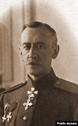 Generalul Dmitri Șcerbacev