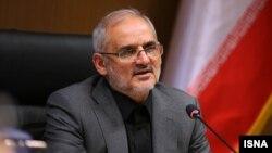 محسن حاجی میرزایی، وزیر آموزش و پرورش ایران