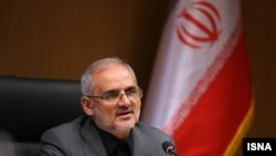 Mohsen Haji-Mirzaee, Minister of Education of Iran, 2019 File photo
