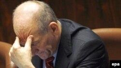 Baş nazir Olmert Fələstin döyüşçülərinə layiqli cavab veriləcəyini deyib