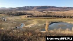 Qarasuvbazar yapma gölü