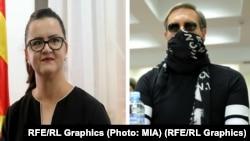 Фросина Ременски и Бојан Јовановски - Боки 13 се меѓу обвинетите во овој случај.