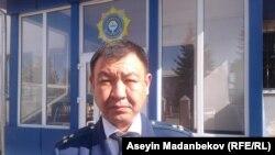 Азамат Молдобаев.