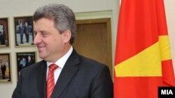 претседателот Ѓорге Иванов .