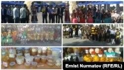 Кара-Кулжа районундагы бал фестивалы.