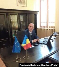 Sorin Ion este secretarul de stat care se ocupă de concursul pentru directori.