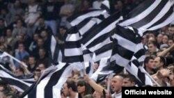 Navijači Partizana, ilustracija