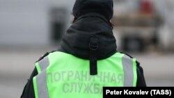 Ruski graničar, ilustrativna fotografija