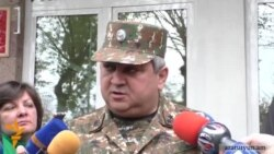 Կենտրոնական զինվորական հոսպիտալում 36 զինծառայող է բուժվում