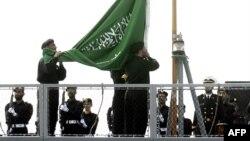 ناوچه «مکه» نیروی دریایی پادشاهی سعودی که توسط فرانسه ساخته شده است.