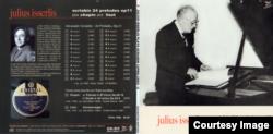 Julius Isserlis pe CD-ul Sakuraphon