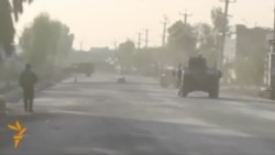 Afghan Security Forces In Standoff With Taliban In Kandahar