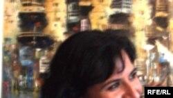 عبير السهلاني الناشطة السياسية السويدية من أصل عراقي