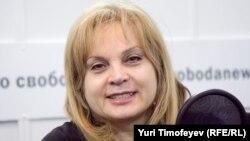 """Элла Памфилова, глава движения """"Гражданское достоинство"""""""