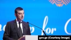 Министър-председателят на Грузия Гиорги Гахария