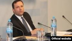 Генералниот секретар на СДСМ Оливер Спасовски