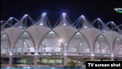 Стадион в Ташкенте