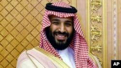 Սաուդյան Արաբիայի արքայազն Մուհամադ բին Սալման, արխիվ