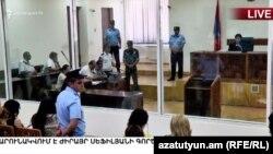 Սեֆիլյանի գործով դատավորը սանկցիաներ կիրառեց փաստաբանների և հանրային պաշտպանի նկատմամբ