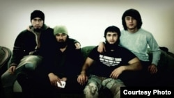 Tajik jihadists - Gulmurod Halimov and three others