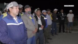 «Почему не думаешь о рабочих?» Бастующие сотрудники «Аралтуза» не согласны на условия работодателя