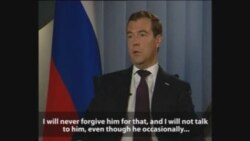Medvedev Interview (Part 1)