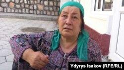 Калыс эже бир нече кыргыз студентти үйүндө катып, аман алып калган.