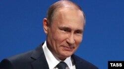 Ресей президенті Владимир Путин. Ставрополь, 25 қаңтар 2016 жыл.
