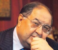 Alisher Usmanov (ITAR-TASS)