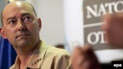 Командантот на силите на НАТО во Европа, Џејмс Ставридис