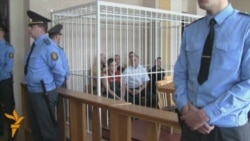 Former Presidential Candidates In Belarus Sentenced To Jail