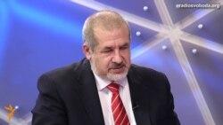 Рефат Чубаров – гість празької студії Радіо Свобода