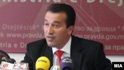 Министерот за правда Блерим Беџети