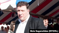 Georgia's former ruling party says the arrest of campaign coordinator Gigi Ugulava, formerly Tblisi mayor, is politically motivated.