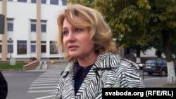 Алена Дзікавіцкая