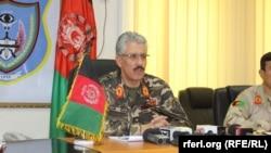 د کابل ګارنېزیون قوماندان جنرال ګل نبي احمدزی