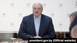 Аляксандр Лукашенко, 23 марти соли 2021 дар Минск