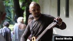 Олексій Бик (фото зі сторінки у Facebook: Володимир Осипенко)