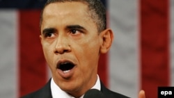 U.S. President Barack Obama delivered his first State of the Union address in Washington last year.