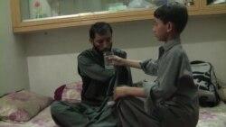 Help Arrives For Desperate Pakistani Bombing Victim's Family