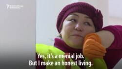 From Kyrgyz Educator To Janitor In Moscow
