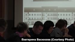 Заседание в министерстве соцразвития. Хабаровский край